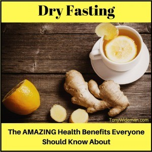 Dry Fasting