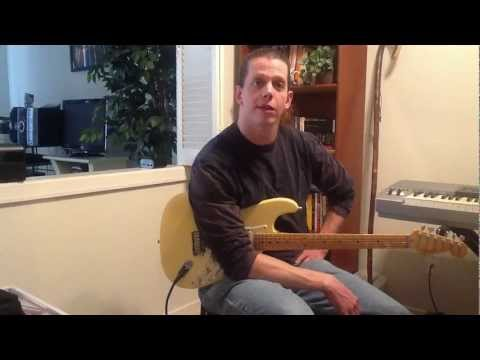 Watch Building Guitar calluses by Brad Barnes on YouTube