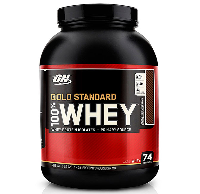 Whey Gold Standard 100 Optimum Nutrition